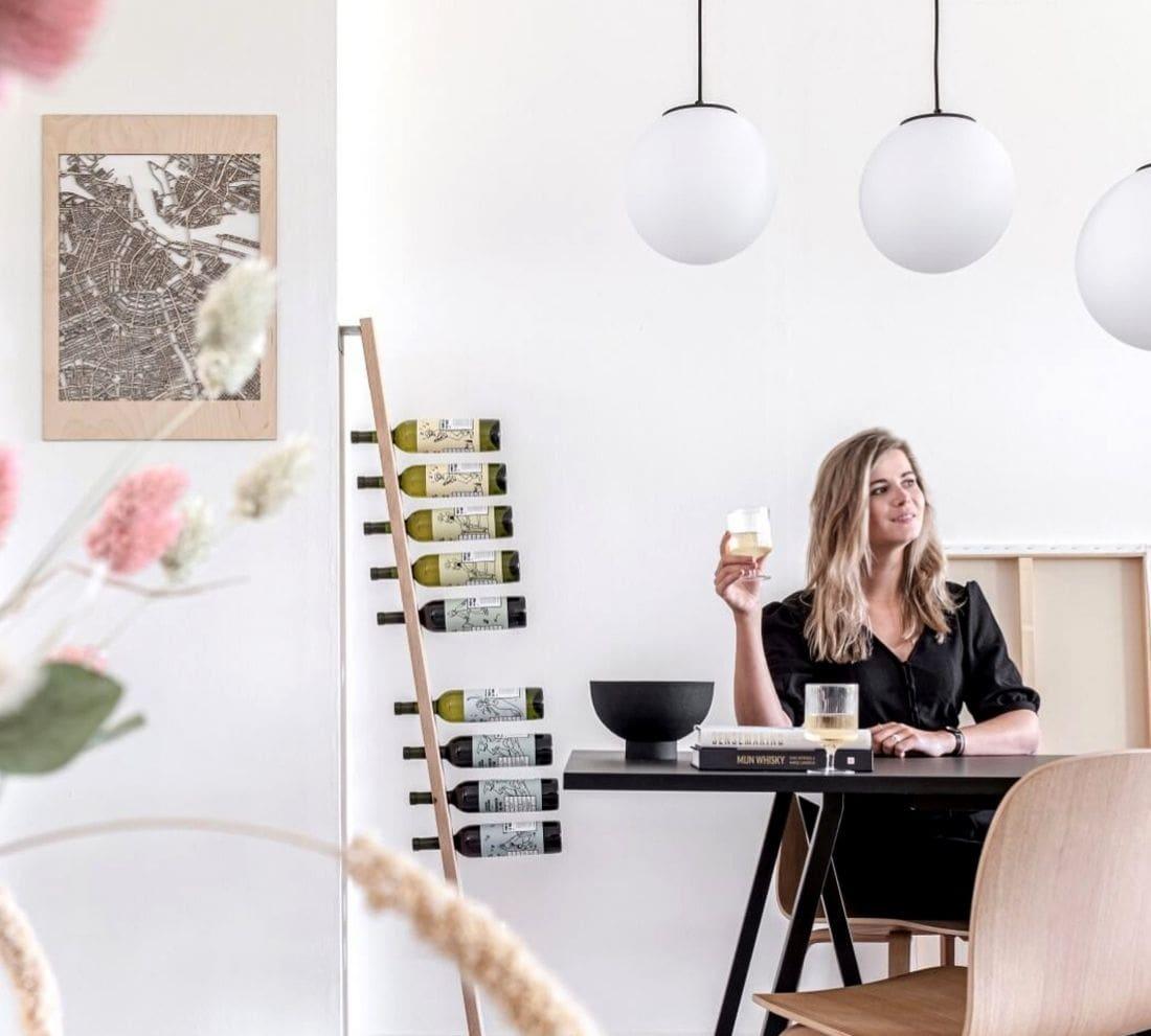 Des Casiers A Vin Design A Adapter Chez Soi